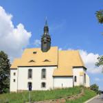Kirche in Cannewitz bei Grimma
