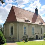 Friedhofskirche in Oschatz