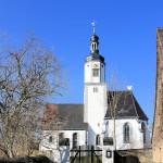 Kirche in Neichen an der Mulde
