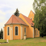 Kirche in Zaußwitz