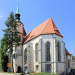 Ehem. Klosterkirche in Oschatz