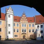 Schloss Strehla an der Elbe