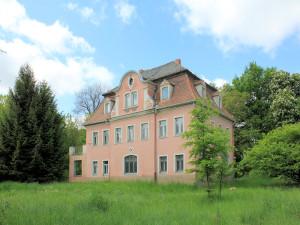 Herrenhaus in Striesa