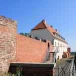 Ehem. Gefängnis der Ilburg in Eilenburg