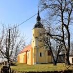 Kirche in Nitzschka