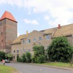 Wendenturm und Herrenhaus in Gruna
