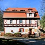 Sachsendorf, Inspektorenhaus des Rittergutes