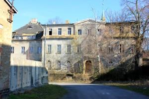 Burkartshain, Herrenhaus