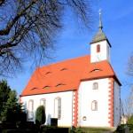 Die Kirche in Kühren