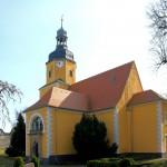 Die Kirche in Sachsendorf