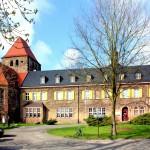 Herrenhaus und Kirche Muldenstein