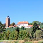 Die Ilburg in Eilenburg