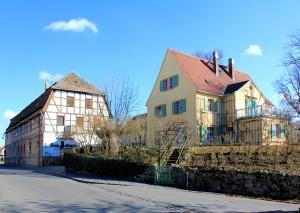 Das Göschenhaus in Hohnstädt