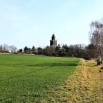 Bismarckturm auf dem Wachtelberg bei Dehnitz