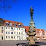 Marktplatz in Grimma