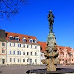 Msrktplatz in Grimma