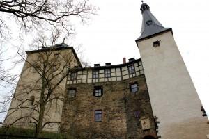 Mylau, Burg