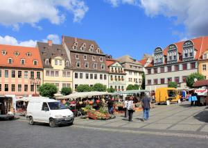 Naumburg an der Saale (Sachsen-Anhalt)