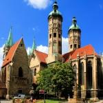 Der Naumburger Dom in Sachsen-Anhalt