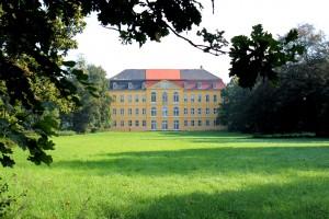 Schloss und Park Nischwitz