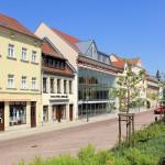 Der Altmarkt in Oschatz