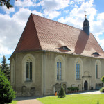 Oschatz, Friedhofskirche