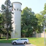 Wachturm der Stadtbefestigung