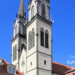 Türme der Stadtkirche St. Aegidien