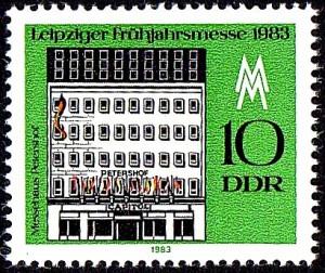 Messehaus Petershof