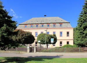 Plennschütz-Plotha, Rittergut Plotha