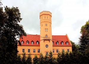 Rittergut Pomßen, Schloss