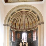 Burg Querfurt, Burgkirche, Altarraum