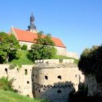 Burg Querfurt, Südostbastionen