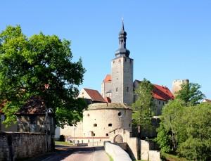 Burg Querfurt, Saalekreis
