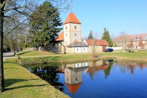 Die Kirche in Baalsdorf