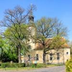 Die Kirche in Holzhausen