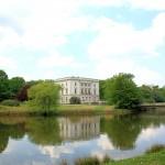 Das Weiße Haus im AGRA-Park Merkkleeberg