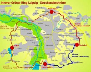 Der Innere Grüne Ring Leipzig