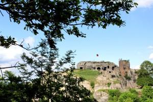 Die Burg Regenstein