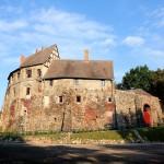 Roßlau, Burg