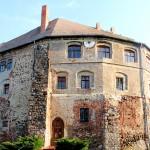 Burg Roßlau, Ansicht von Süden