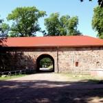 Burg Roßlau, Torhaus