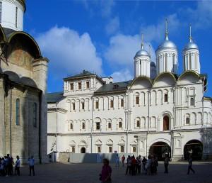 Patriarchenpalast ud Zwölf-Apostel-Kirche