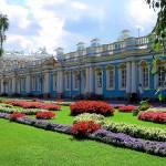 Gärten am Katharinenpalast