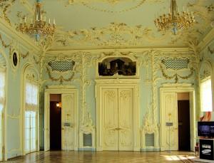 Repräsentationsraum im Winterpalast
