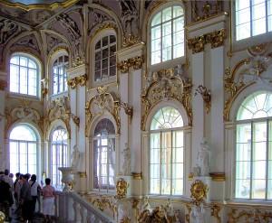 Treppenhaus des Winterpalastes