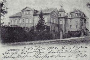 Schloss Altjeßnitz