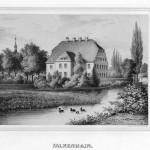 Herrenhaus Falkenhain, 1854