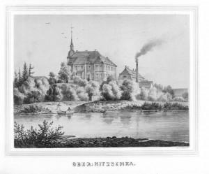 Herrenhaus Obernitzschka