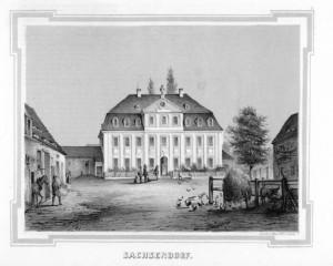 Herrenhaus Sachsendorf